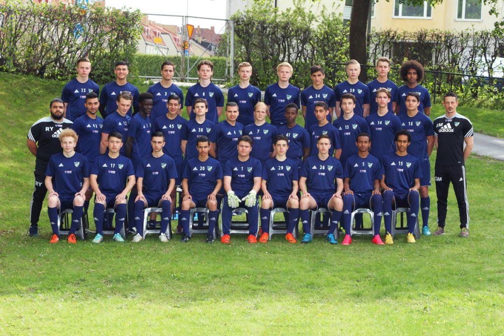 IFK Uppsala - U17-U19