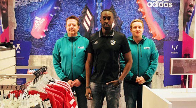 IFK förlänger med Adidas och Intersport