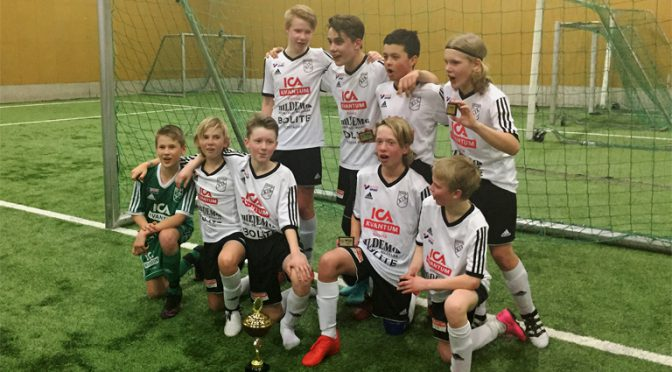 Knivsta vann Intersport Indoor Cup