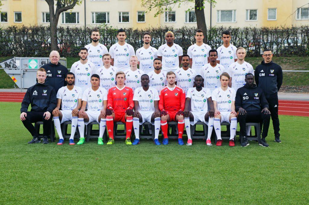 Job: 2017-Idrott-UNT-IFK Uppsala Group: IFK Uppsala - A-lag