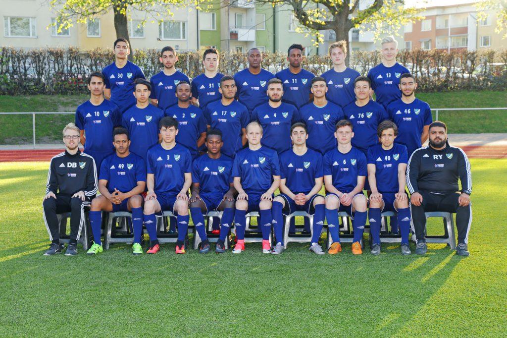 Job: 2017-Idrott-UNT-IFK Uppsala Group: IFK Uppsala - PU19