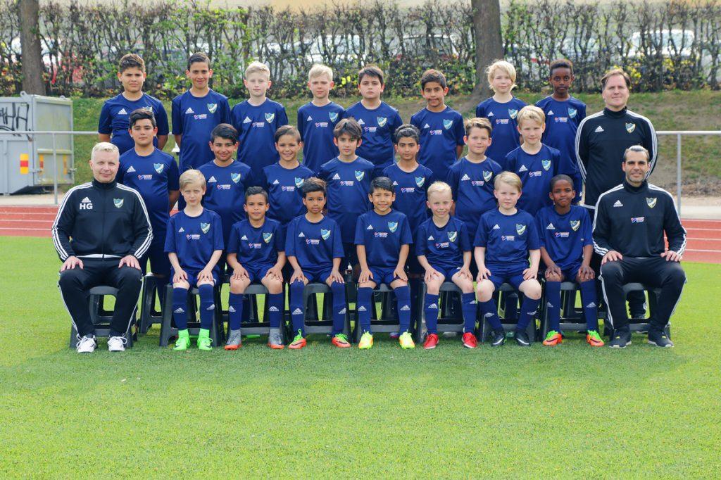 Job: 2017-Idrott-UNT-IFK Uppsala Group: IFK Uppsala - U10