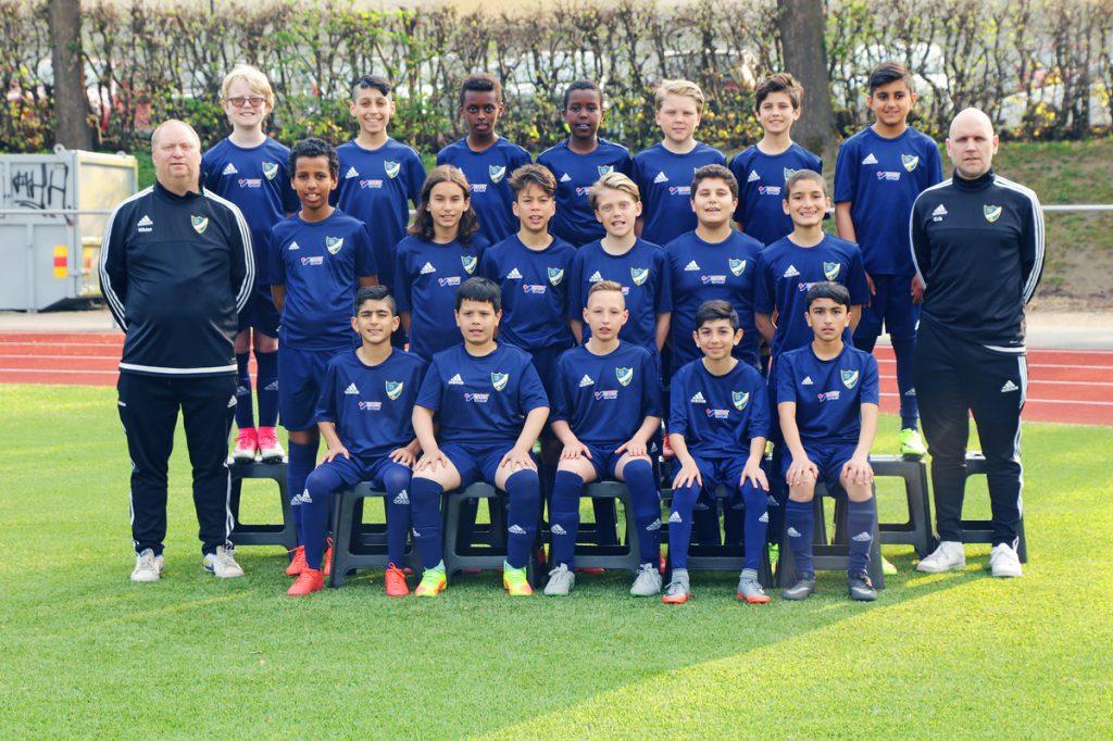 Job: 2017-Idrott-UNT-IFK Uppsala Group: IFK Uppsala - U12