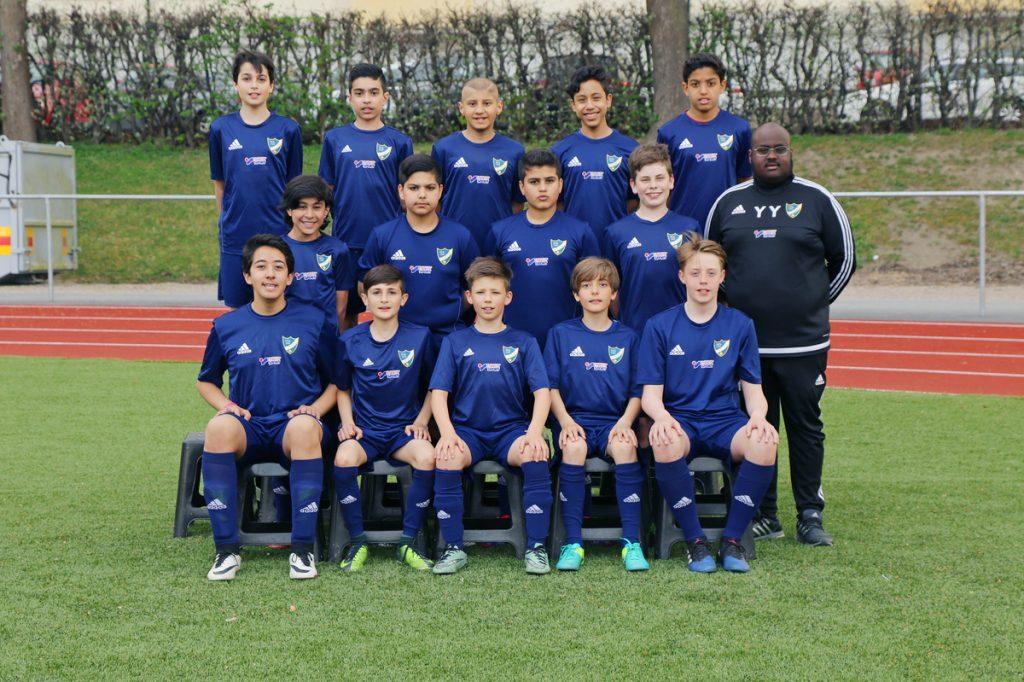 Job: 2017-Idrott-UNT-IFK Uppsala Group: IFK Uppsala - U13