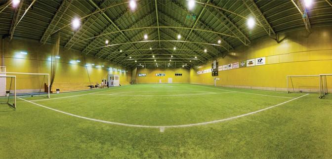 IFK Uppsala Indoor Cup rullar igång