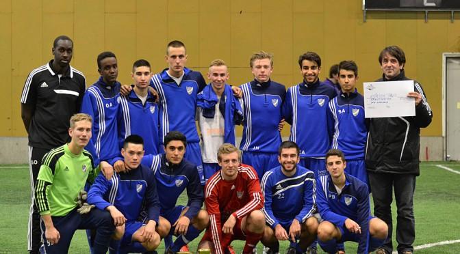 Spelprogram till AUF Cup