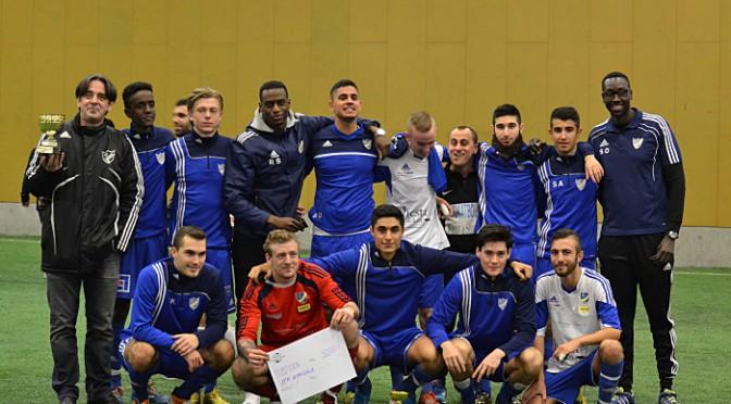 AUF Cup: IFK försvarar titeln