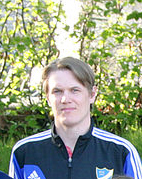 Årets ungdomsledare 2014: Oscar Jonasson.