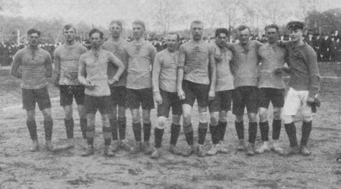 När IFK Uppsala besegrade Sverige