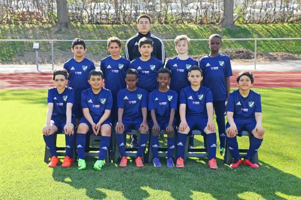 Job: 2017-Idrott-UNT-IFK Uppsala Group: IFK Uppsala - U11