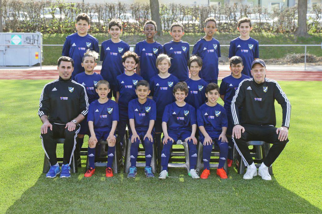 Job: 2017-Idrott-UNT-IFK Uppsala Group: IFK Uppsala - U9