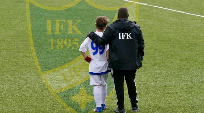 Sponsra IFK Uppsala med träningstimmar – från 1 kr om dagen