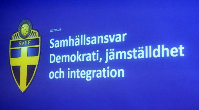 IFK utbildades på temat demokrati, jämställdhet och integration