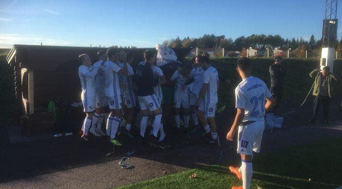 IFK klara för division 3