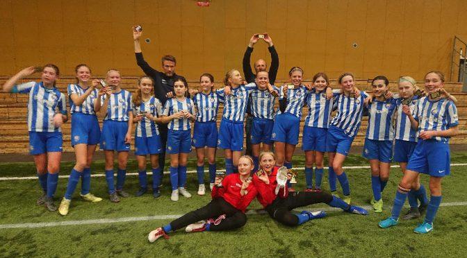 Dubbelt Saltsjöbaden i HSB Bospar Cup