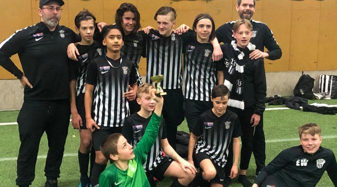 UIF P06 vann IFK Uppsala Indoor Cup