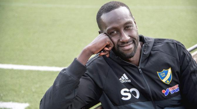 IFK Uppsala förlänger med Stephen Odur